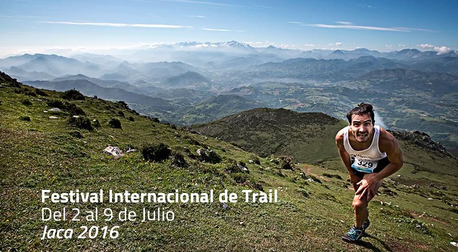 Jaca, sede del Festival Internacional de Trail Pirineos FIT