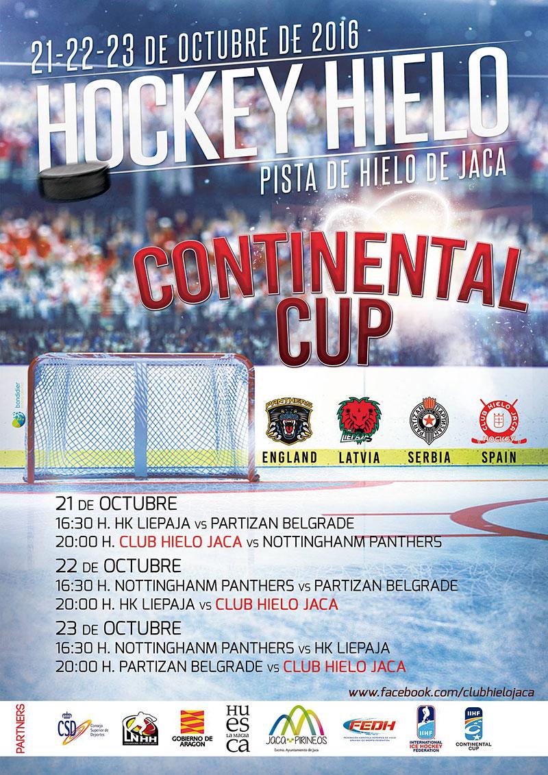 Continental Cup 2016 Jaca