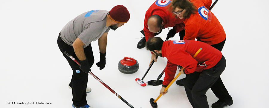Curling en Jaca: Olympic Celebration Tour