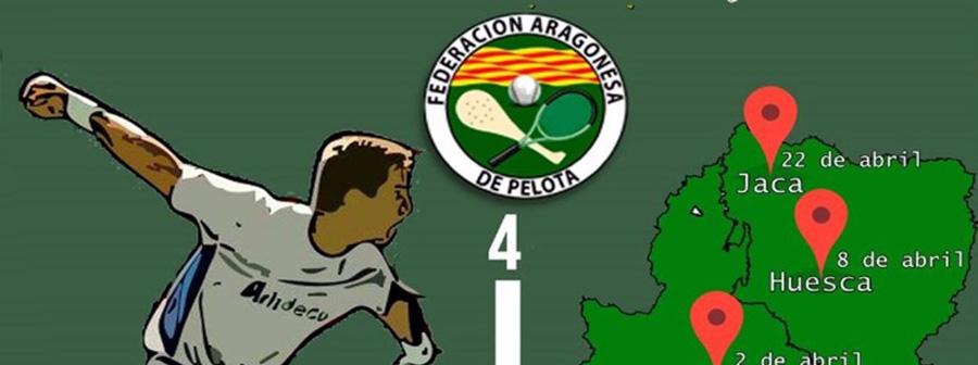 Final del Campeonato de Aragón de Mano Parejas este fin de semana
