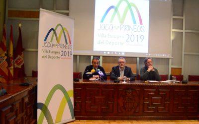 Presentación oficial de la Candidatura de Jaca a Villa Europea del Deporte 2019