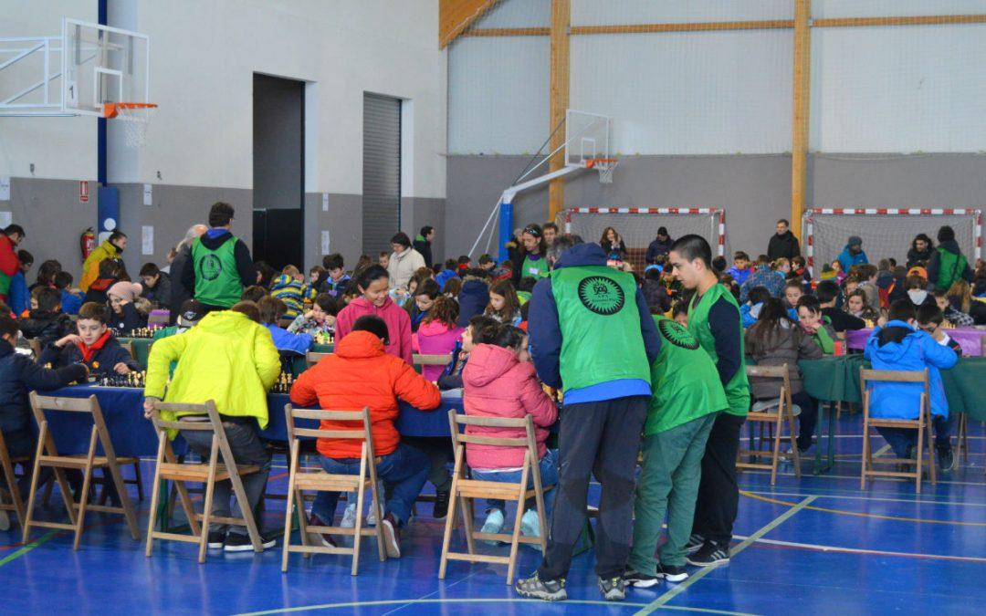 5ª Jornada de Ajedrez a la Escuela