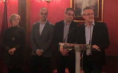 Presentación de la Gala del Deporte Provincial Huesca