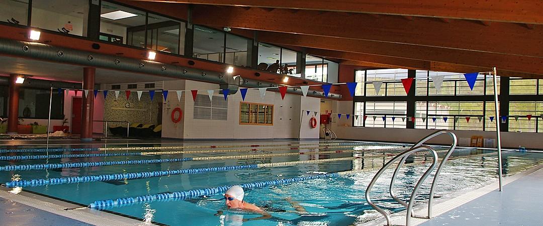 Horario de verano del centro de piscinas y fitness