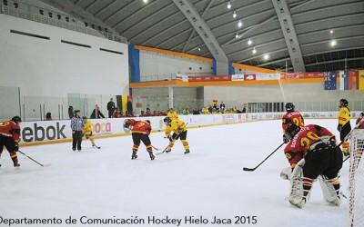 Jaca sede del Campeonato del Mundo de Hockey Hielo Femenino