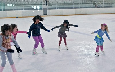 AVISO: No habrá sesión publica de patinaje los días 30 y 31 de marzo