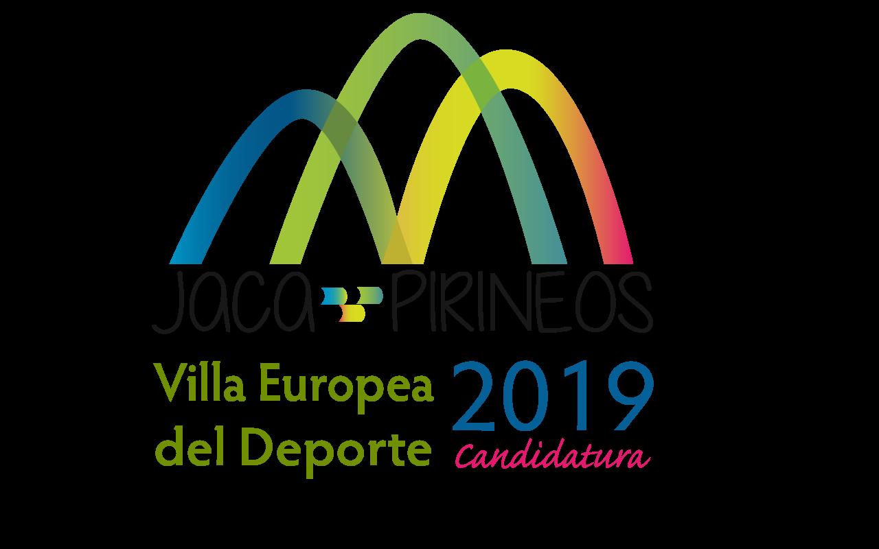Jaca Pirineos · Villa Europea del Deporte, Candidatura 2019