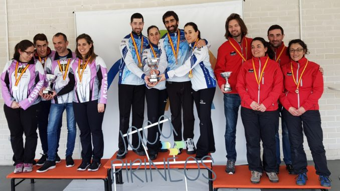 Campeonato de España Mixto de Curling 2018