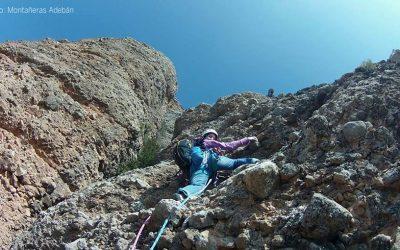 "Presentación del club de montaña ""Montañeras Adebán"""
