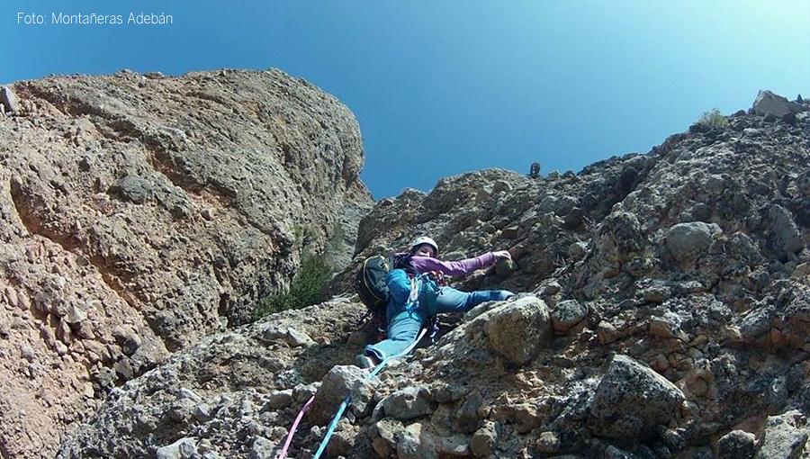Presentación del club de montaña «Montañeras Adebán»