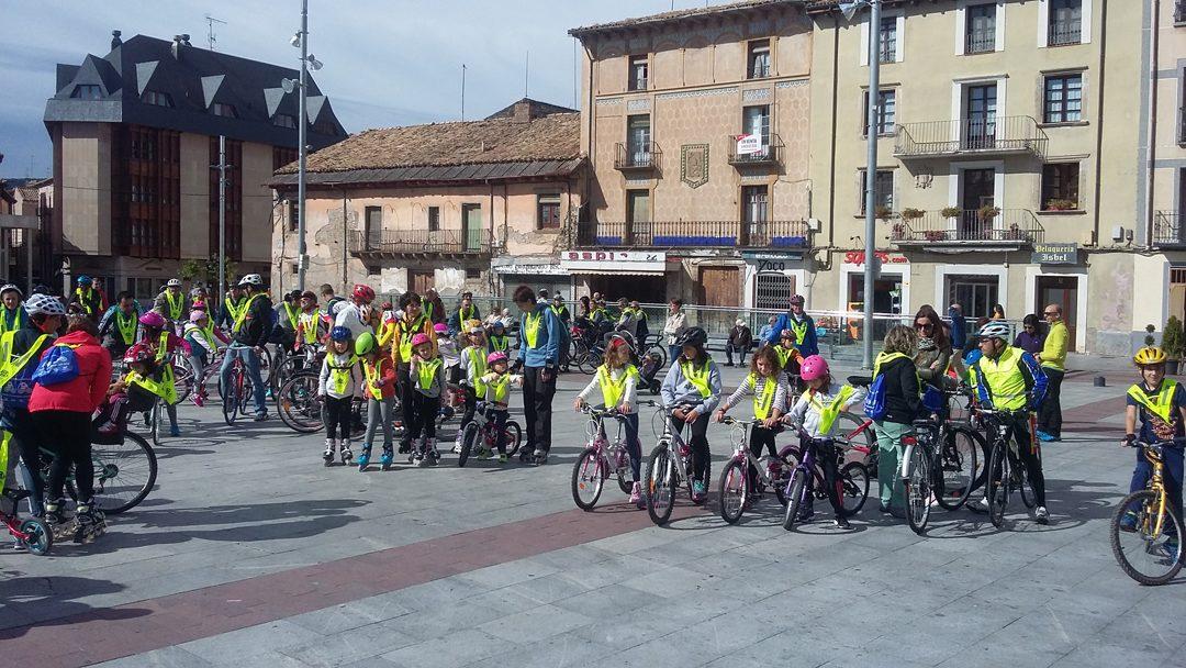Semana de la Movilidad y Fiesta de la bicicleta en Jaca