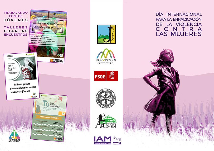Múltiples actividades para conmemorar el Día internacional para erradicar la violencia contra las mujeres