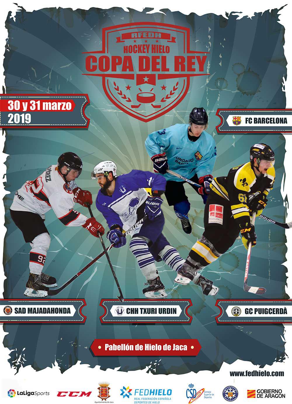 La Copa del Rey llega a Jaca en un fin de semana dedicado a los deportes de hielo