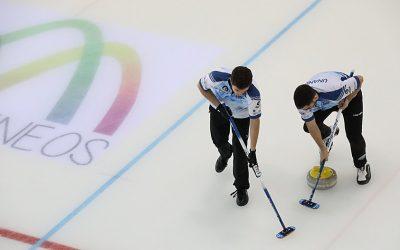 El CHH Txuri Berri brilla en el Campeonato de España de curling celebrado en Jaca