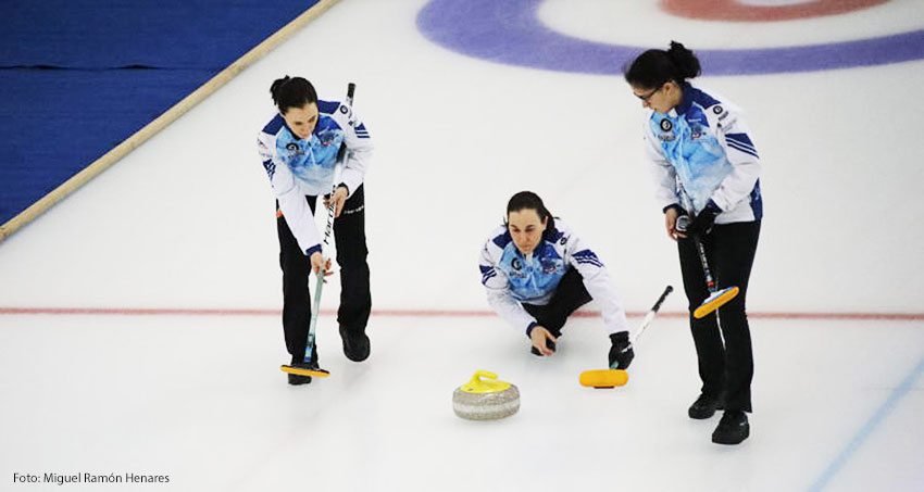Campeonato de España de Curling, este fin de semana en Jaca
