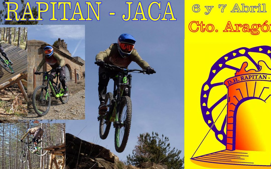 Vuelve el DH Rapitan a Jaca