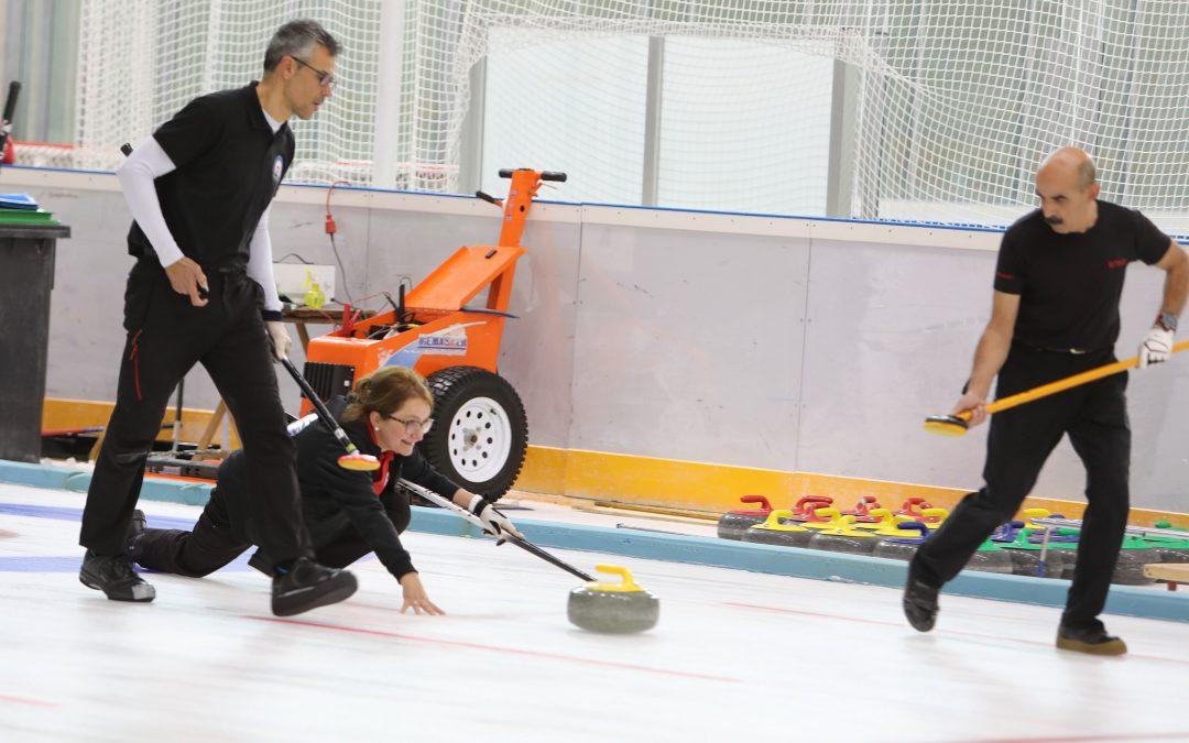 VIII Torneo de Curling Ciudad de Jaca