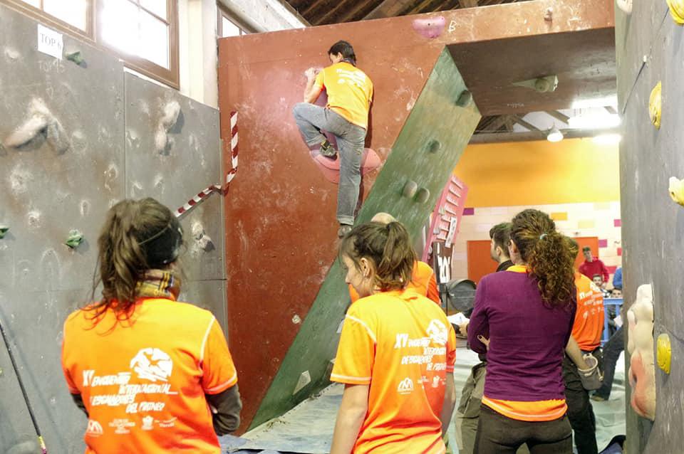 Todo listo para el XVI Encuentro internacional de Escaladores del Pirineo