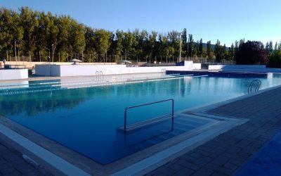 Jaca abre las piscinas municipales el 1 de julio