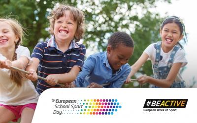 El 25 de septiembre se celebra el Día Europeo del Deporte Escolar