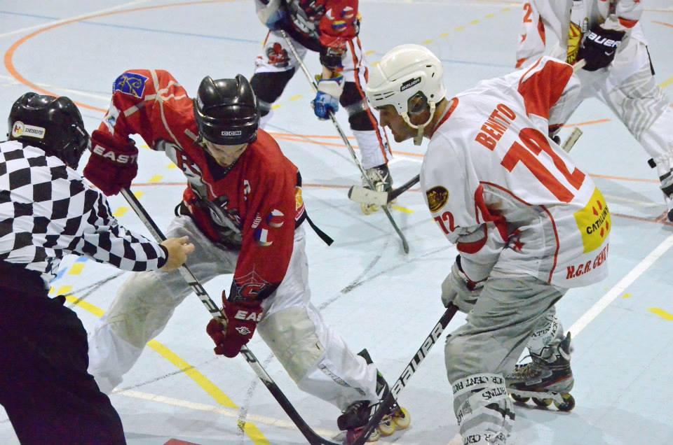 FOTO: SPARTA CUP. Jaca, sede este verano de un Campus internacional de Hockey inline