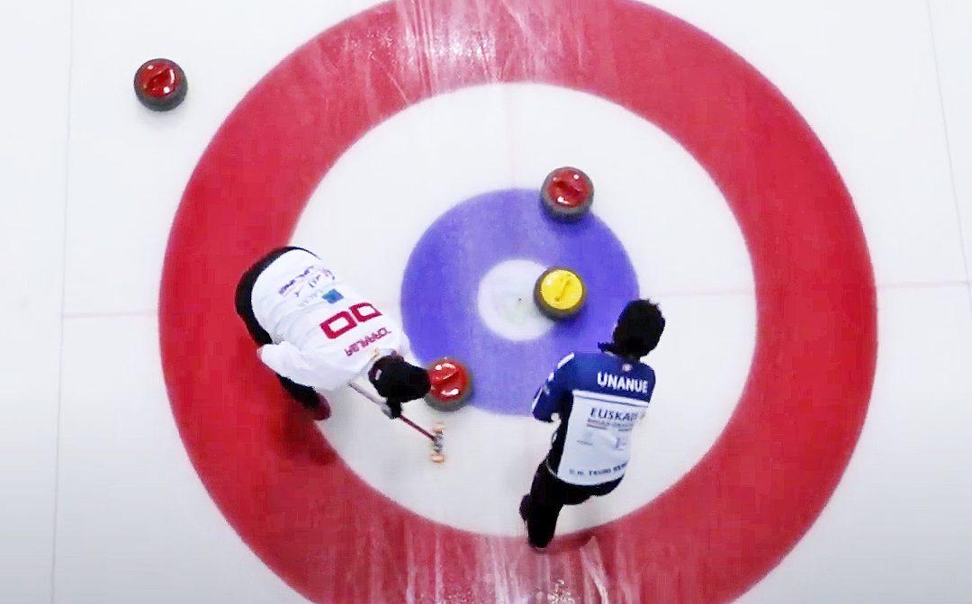 Las mejores imágenes del Campeonato de España de Dobles Mixtos de Curling en Jaca