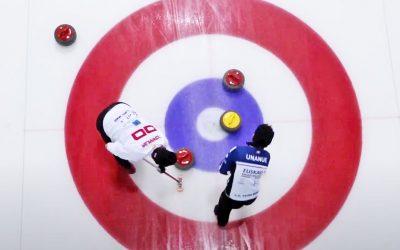 Vídeo resumen del Campeonato de España de Dobles Mixtos de Curling