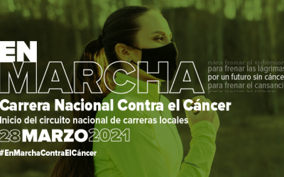 Súmate a la Carrera Nacional de Asociación Española Contra el Cáncer