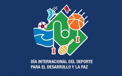 Este martes 6 celebramos el Día Internacional del Deporte para el Desarrollo y la Paz
