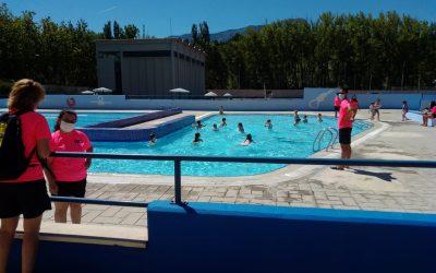 Apertura de las piscinas municipales al aire libre desde el 21 de junio