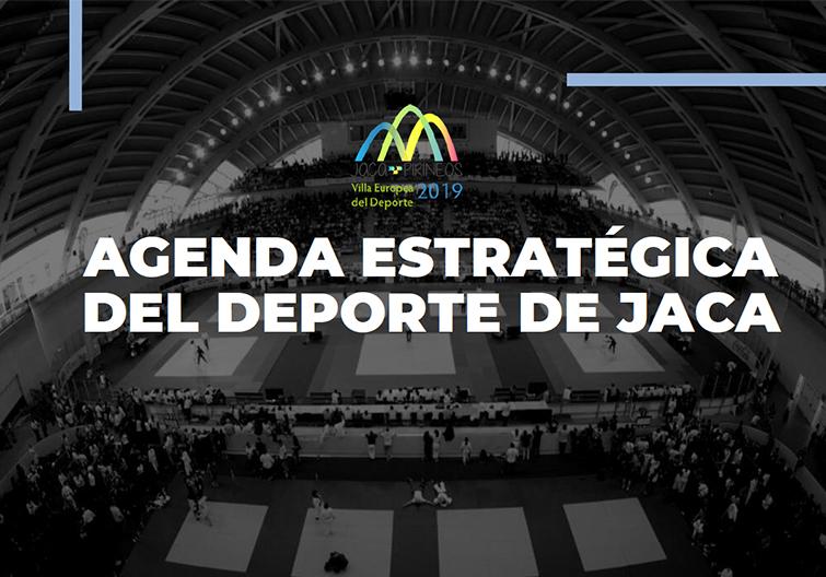 Agenda estratégica del Deporte de Jaca