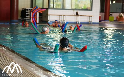 El Servicio Municipal del Deporte de Jaca ofrece más de 70 horas semanales de fitness y actividades acuáticas